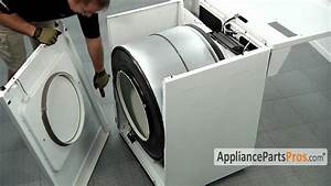 How To Disassemble Whirlpool  Kenmore Dryer