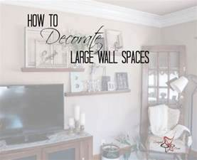 The best decorate large walls ideas on