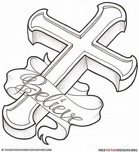 50 Cross Tattoos | Tattoo Designs of Holy Christian ...
