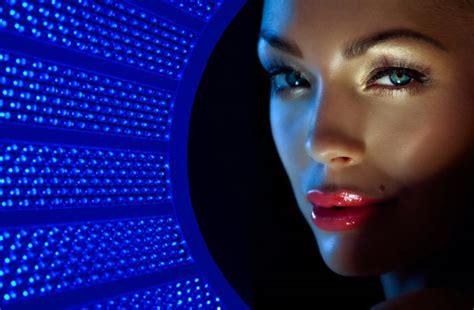 blue light treatment led lights canada