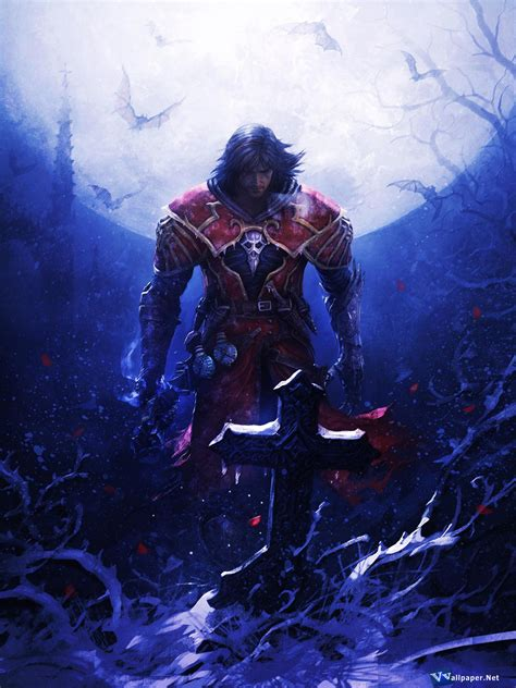 Castlevania Lords Of Shadow Hd Game Wallpapers Desktop