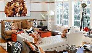 Warme Farben Wohnzimmer : wandfarben ideen und beispiele welche farben passen in ihrer wohnung ~ Buech-reservation.com Haus und Dekorationen
