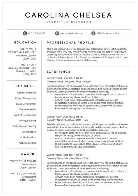 teacher resume sample   professional resume template