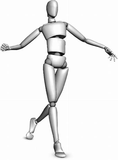 Motion Optitrack Human Motive Software Muscle Clipart