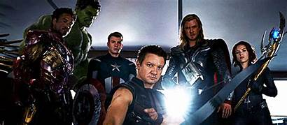 Captain Marvel America Iron Mcu Avengers Thor