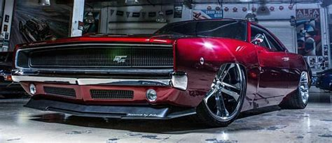 custom 1968 dodge charger rtr original or custom muscle car