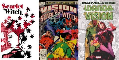 Panini Comics célèbre WandaVision avec trois albums en ...