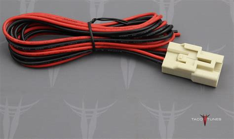 2013 Tundra Wiring Harnes Connector by 2007 2013 Toyota Tundra Tweeter Wire Harness Adapters