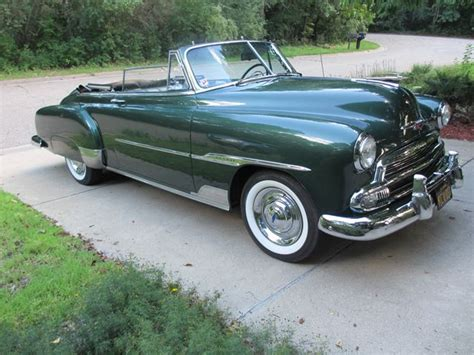 Chevrolet Styleline Deluxe Convertible For Sale