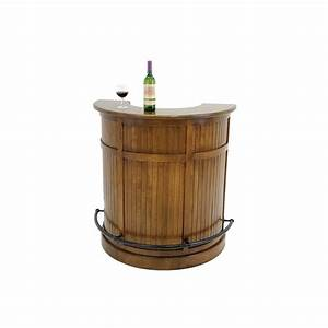 Meuble Bar Ancien Demi Lune Hva TRADITION Pier Import