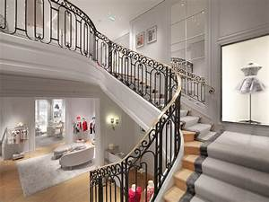 Baby Dior & Dior Kids Boutique Opens at rue Royale in
