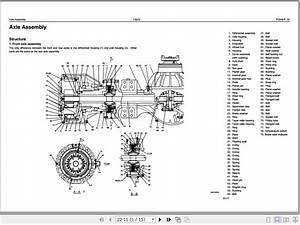 Kawasaki Wheel Loader 135zv-2 Full Manuals En