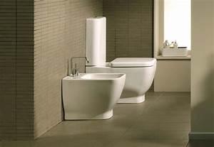 Wc Und Bidet : shift bidet und toilette by vitra bathroom stylepark ~ Lizthompson.info Haus und Dekorationen