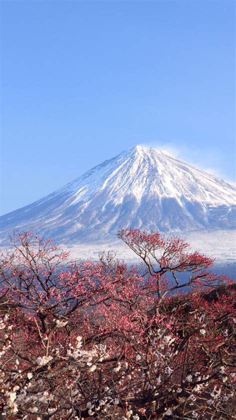 mount fuji japan paesaggi surreali pinterest
