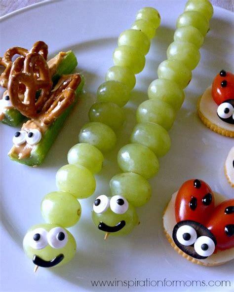 25 and healthy snack ideas nobiggie 687 | back yard bugs