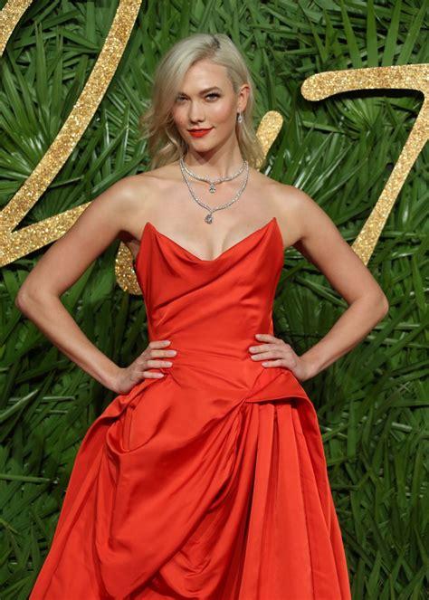 Karlie Kloss Fashion Awards London