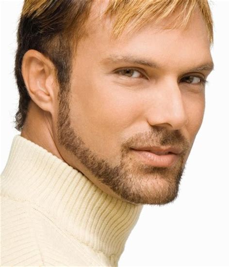 Chin Curtain Beard Personality by Goatee Styles 50 Popular Goatee Beard Styles For Different