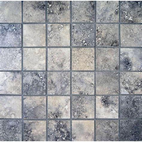 lowes mosaic tile shop bedrosians verona olive squares mosaic