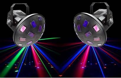 Luces Dj Led Lights Jockey Disc Efectos
