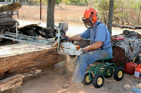 chainsaw sawmilling   guys sawmill portable