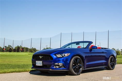 ford mustang ecoboost 2017 ford mustang convertible ecoboost doubleclutch ca