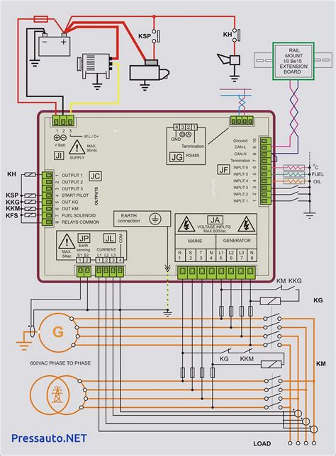 Generac Amp Automatic Transfer Switch Wiring Diagram