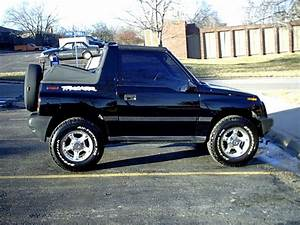 1997 Geo Tracker - Pictures