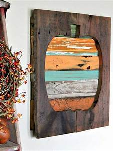 23 Recycled Wooden Pallet Wall Art Ideas to Realize This