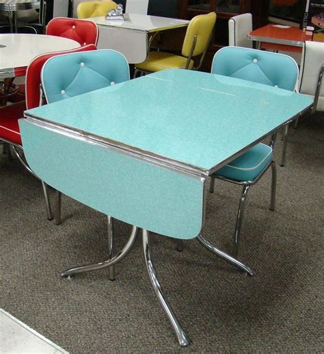 table cuisine retro best retro kitchen tables ideas on retro table and retro