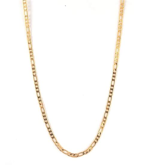gold jewellery discount artzz gold plated sachin chain for buy artzz gold