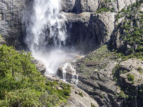 Yosemite Falls Hike National Park Adventures