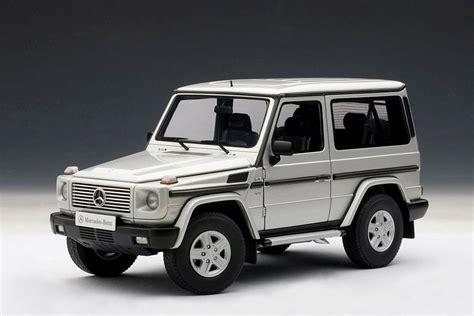 autoart mercedes benz  model swb silver