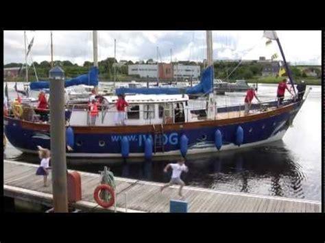 Launch Of Rv Celtic Mist In Kilrush Ireland, Research