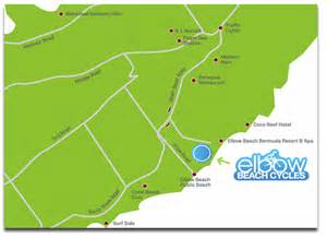 Kings Wharf Bermuda Map