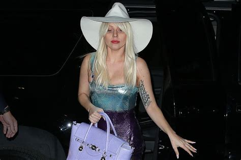 milky bars    lady gaga dresses   rhinestone cowboy   night   nyc daily star