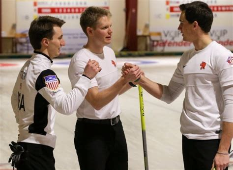 Canadian Women Complete Unbeaten Roundrobin Stage At