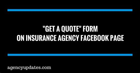 get insurance quotes how to create a quot get a quote quot form on your insurance