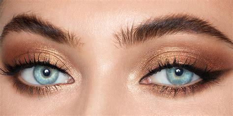 makeup  blue eyes eyeshadows liners charlotte tilbury