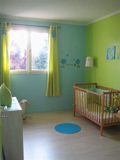 couleur chambre d enfant decoration d interieur idee