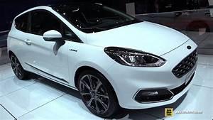 Ford Fiesta Vignale : 2018 ford fiesta vignale exterior and interior ~ Melissatoandfro.com Idées de Décoration