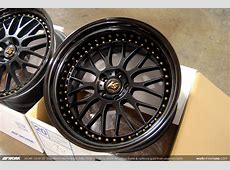 WORK VSXX Step Lip 20×95110 For Nissan Infiniti RWD