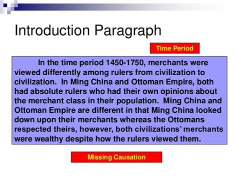 Ottoman Empire Essay by Ming Ottoman Comparative Sle Essay