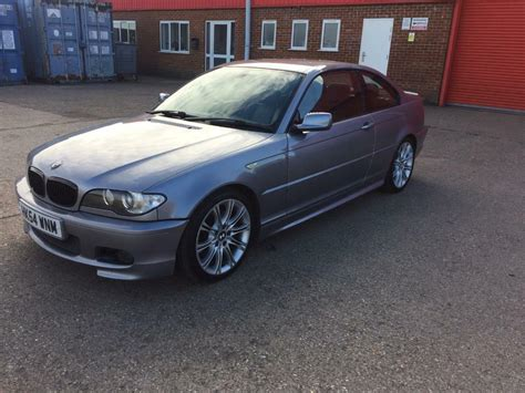 Modified Bmw Coupe by Bmw 330cd M Sport Ii Grey E46 Modified Coupe Manual 2005
