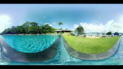 Whitehaven Beach In 360° Whitsunday Islands Queensland