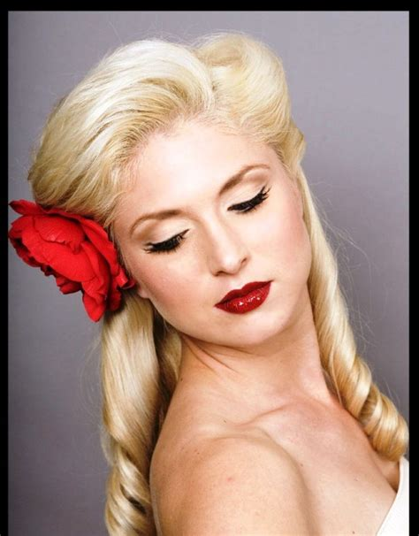 Rockabilly Womens Hairstyles by 17 Best Ideas About Rockabilly Hairstyle On