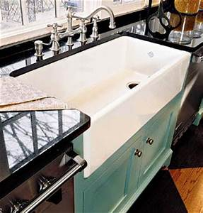 inspiration for beautiful kitchen bathroom design With big farm sink