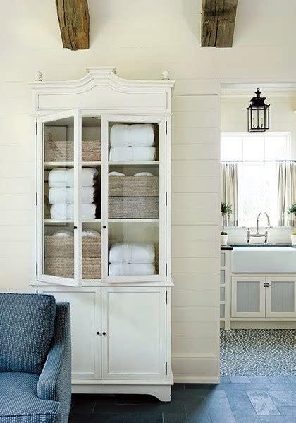 Linen Armoire Storage by Linen Closets Gillian Gillies S Interiors