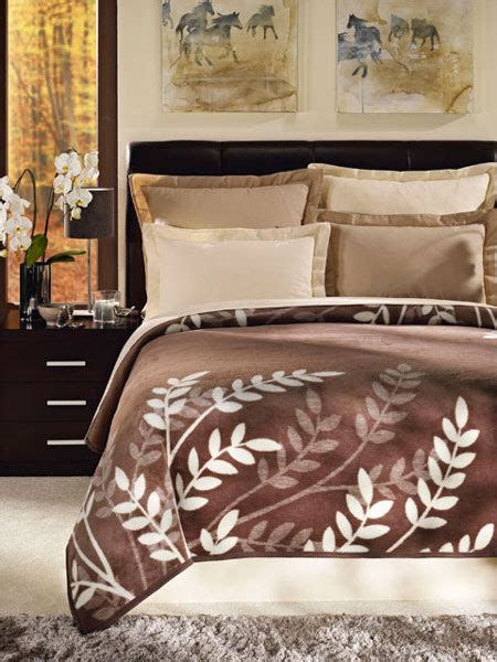 home dzine bedrooms warm   bedroom  blankets
