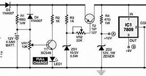 mini ups circuit here the simple mini ups circuit diagram With simple ups 12v