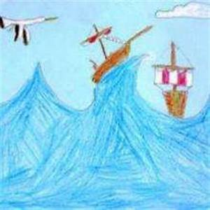 Comment Dessiner La Mer : dibujos de la naturaleza la orilla del mar ~ Dallasstarsshop.com Idées de Décoration